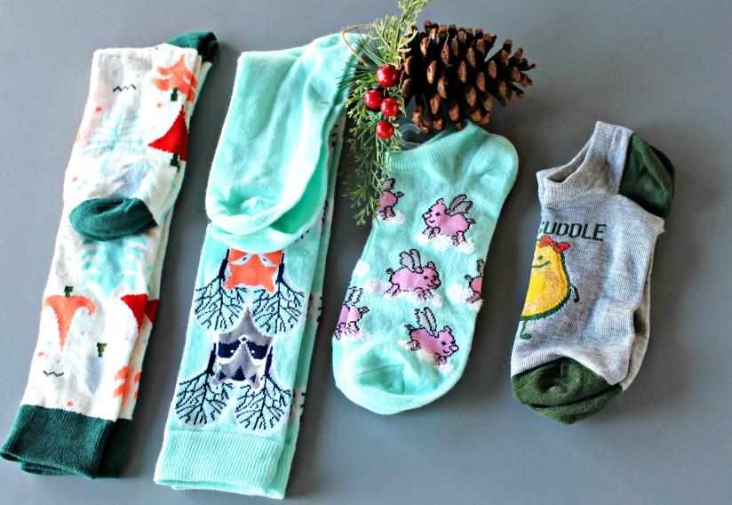 teenager, favorite things, ad, shop, oprah, christmas, holiday, gift ideas, socks