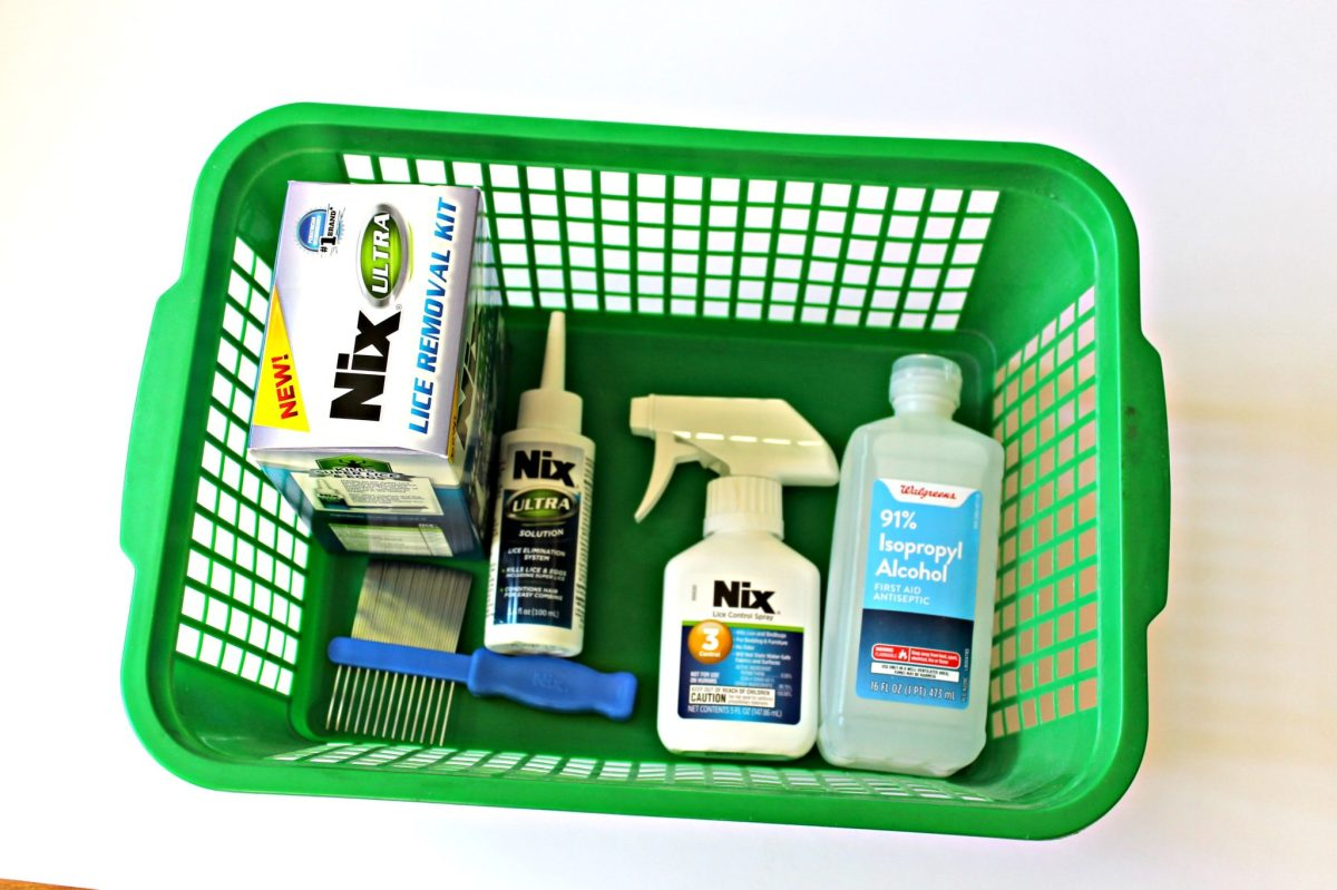 Get Ready For Back to School with a Lice Prevention Kit