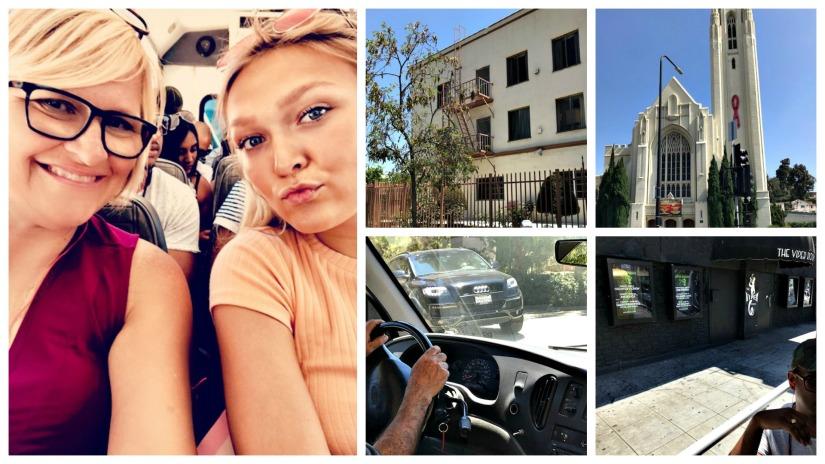 california, la, hollywood, travel