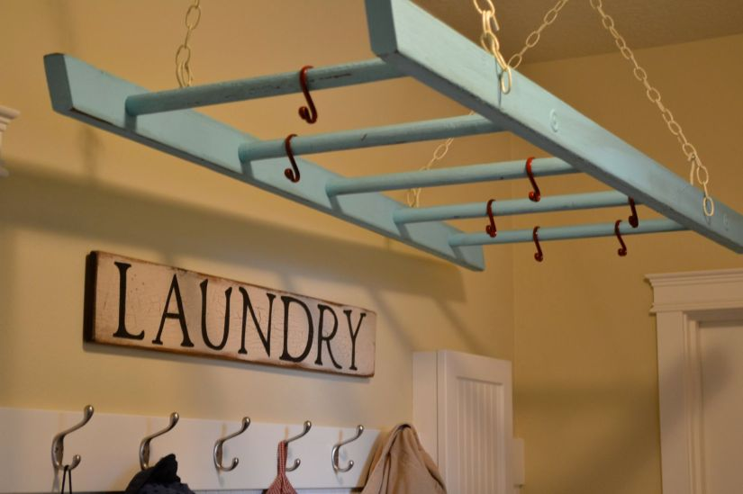 Image result for little lucy lu ladder in laundry room